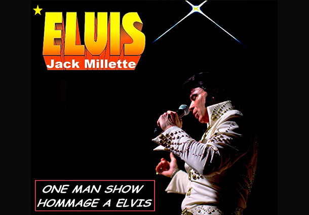 Hommage a Elvis Presley