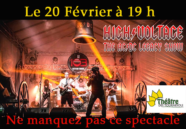 spectacle virtuel AC/DC